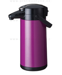 Nerezová termoska Airpot Furento Bravilor Bonamat - barva fialová metalíza 1b880e8ef55